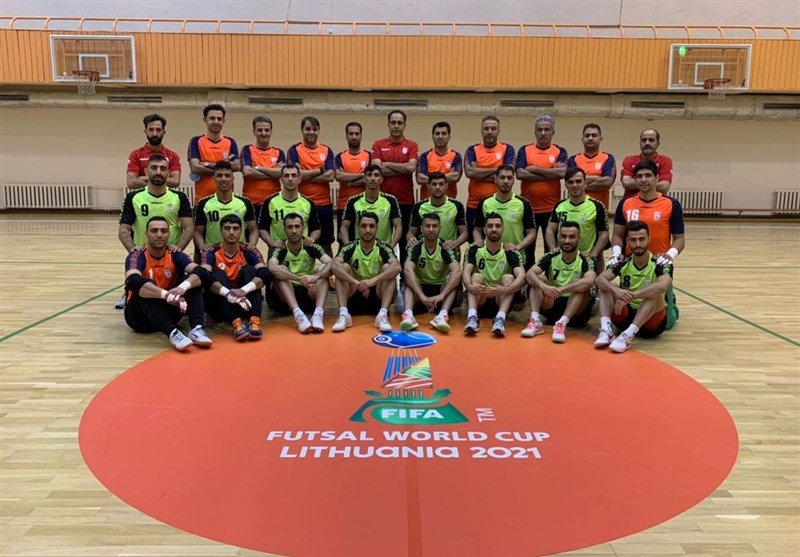 Iran Aims for Title in 2021 Futsal World Cup: AFC