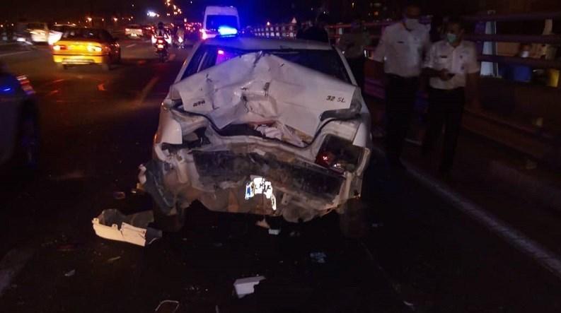 پلیس   ناجا   نیروی انتظامی جمهوری اسلامی ایران , پلیس راهور   پلیس راهنمایی و رانندگی , حوادث ,