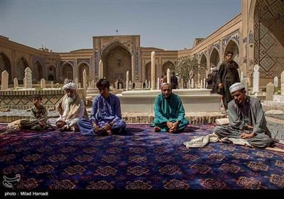 مرقد خواجه عبدالله انصاری -هرات