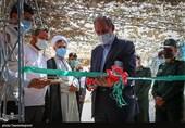 افتتاح دومین مرکز واکسیناسیون سپاه در بجنورد+تصاویر
