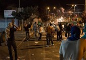 درگیری مجدد فلسطینیان و نظامیان صهیونیست در کرانه باختری