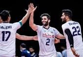 تمجید AVC از کاپیتان تیم ملی والیبال/ عبادیپور؛ رهبر نسل جدید بازیکنان ایران