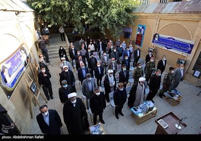 کنگره ملی شهید محراب ایت الله مدنی-همدان