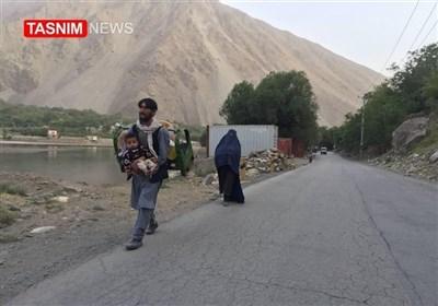گزارش تسنیم از افغانستان  زندگی مشقتبار مردم در پنجشیر