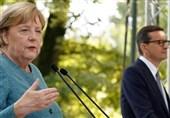 مخالفت مرکل با موضع رویارویی کمیسیون اروپایی علیه لهستان