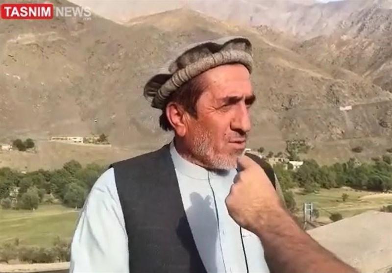 گزارش تسنیم از افغانستان  گفتوگوی اختصاصی با یکی از نیروهای حامی احمد مسعود در پنجشیر