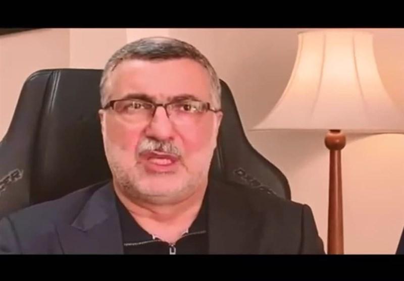 فیلم| ظفرقندی؛ مأمور پروژه سیاسی کردن واکسن کرونا در ایران!