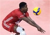 والیبال قهرمانی اروپا| صعود لهستان و روسیه به یک چهارم نهایی