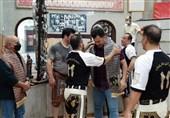 مشارکت قهرمان کاراته المپیک در آزادی 3 زاندانی