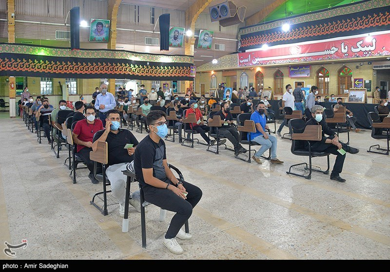 Daily Vaccination for Coronavirus Sets New Record in Iran