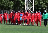 Iran Ready for AFC Women's Asian Cup Qualification, Coach Says