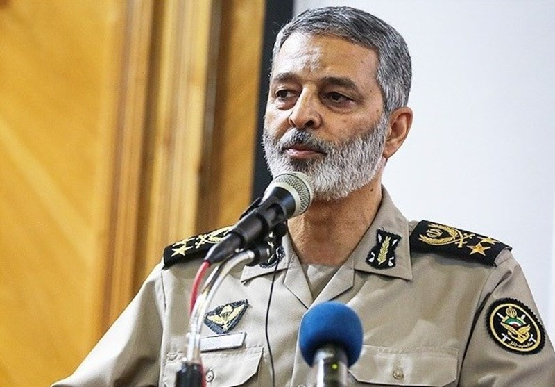 US in Strategic Confusion after Iranian Navy's Atlantic Mission: Army Chief