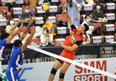 والیبال قهرمانی آسیا| کره و چین با پیروزی شروع کردند