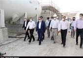 استاندار بوشهر: فاز نخست 2 پروژه آبشیرین کن امسال وارد مدار تولید میشود