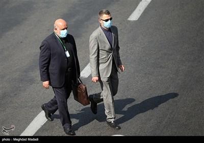 ایرج مسجدی سفیر جمهوری اسلامی ایران در عراق