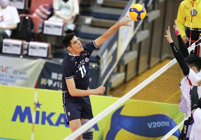 Iran Sweeps Thailand at Asian Volleyball C'ship