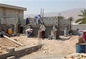حضور گروههای جهادی استان بوشهر در رسیدگی به نقاط محروم به روایت تصویر