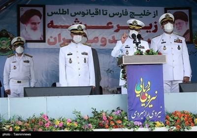 سخنرانی امیر سرلشکر موسوی فرمانده کل ارتش