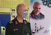 سردار نجفی: تشدید همه مولفههای طرح شهید سلیمانی در دستور کار سپاه و بسیج است