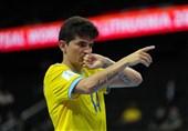 جام جهانی فوتسال  شکست میزبان و برتری قزاقستان و گواتمالا + برنامه دیدارهای دوشنبه