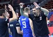 والیبال قهرمانی اروپا| شاگردان کواچ صعود کردند/ هلند بعد از 12 سال به یک چهارم نهایی رسید