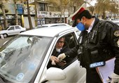 بیش از 2 هزار دستگاه خودرو پلاک مخدوش در استان مازندران اعمال قانون شد + فیلم