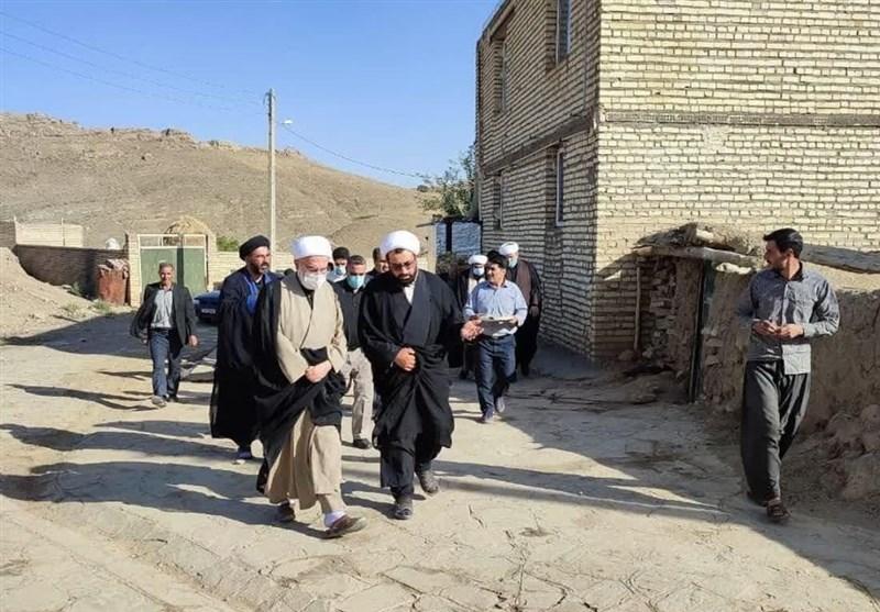 بازدید میدانی نماینده ولیفقیه در کردستان از روستاهای کمبرخوردار؛ امیدی که در دلِ روستانشینان زنده شد
