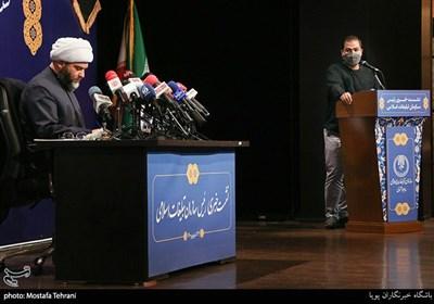 نشست خبری حجت الاسلام محمد قمی رییس سازمان تبلیغات اسلامی