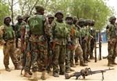12 کشته در حمله عناصر مسلح به پایگاه نظامی در نیجریه