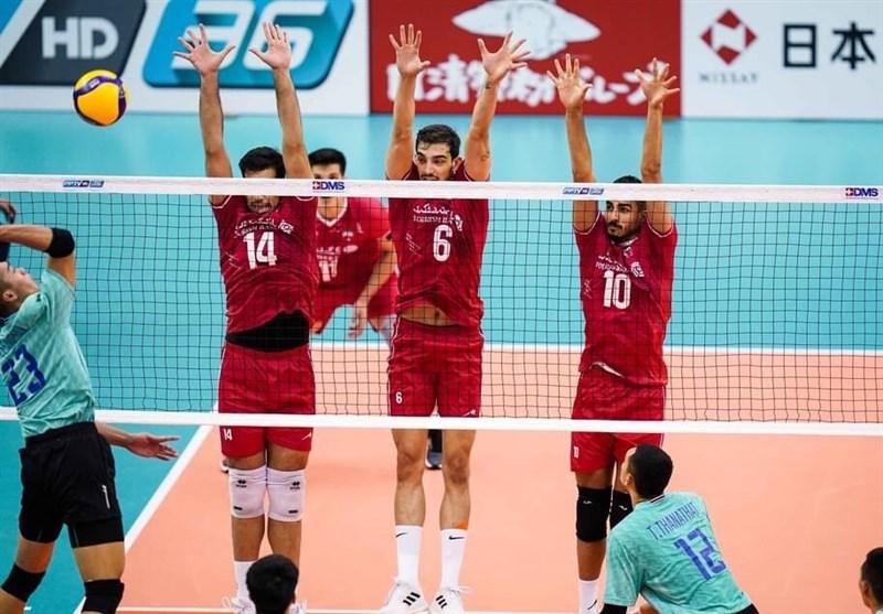 والیبال قهرمانی جهان| برنامه بازیهای ایران مشخص شد