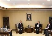 Suriye Dışişleri Bakanı İle BM Temsilcisi Görüştü