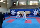 پایان مرحله رفت انتخابی درون اردویی تیم ملی کاراته / صدرنشینی محمدزاده، خدابخشی و اباذری
