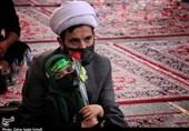سوگواره ریحانه الحسین(ع) در حرم کریمه اهل بیت(ع) از قاب دوربین