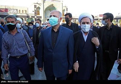 محمدرضا صارمی رئیس حوزه ریاست قوه قضاییه