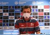 خطیبی: ما برنده بازی مقابل النصر بودیم و تجربه خوبی به دست آوردیم