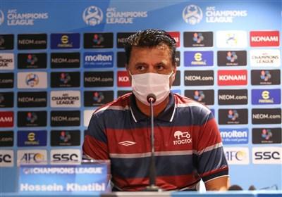 خطیبی: ما برنده بازی مقابل النصر بودیم