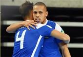 جام جهانی فوتسال  پیروزی برزیل و پرتغال و ادامه ناکامی نمایندگان آسیا + برنامه دیدارهای روز سهشنبه