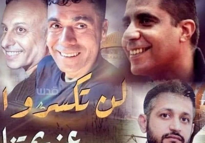 199 موسسه حقوق بشری: اسرائیل مسئول حفظ جان 6 اسیر فلسطینی است