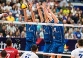 والیبال قهرمانی اروپا| قهرمان المپیک حذف شد/ روسیه و لهستان به هم رسیدند