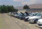 422 فقره خودروی سرقتی مازندران در طرح محلهمحور نیروی انتظامی کشف شد