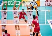 والیبال قهرمانی آسیا| پاکستان هم حریف ایران نبود/ چین تایپه و کرهجنوبی، حریفان بعدی شاگردان عطایی