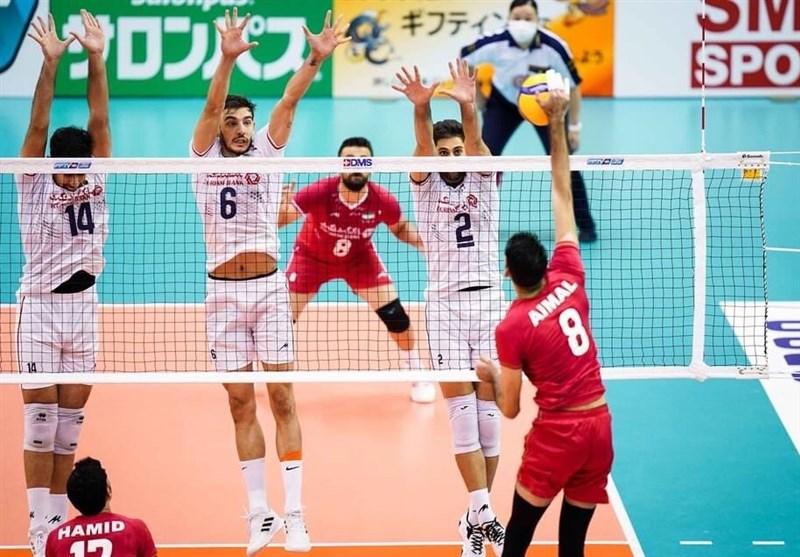 والیبال ایران به فینال قهرمانی آسیا رسید و جهانی شد
