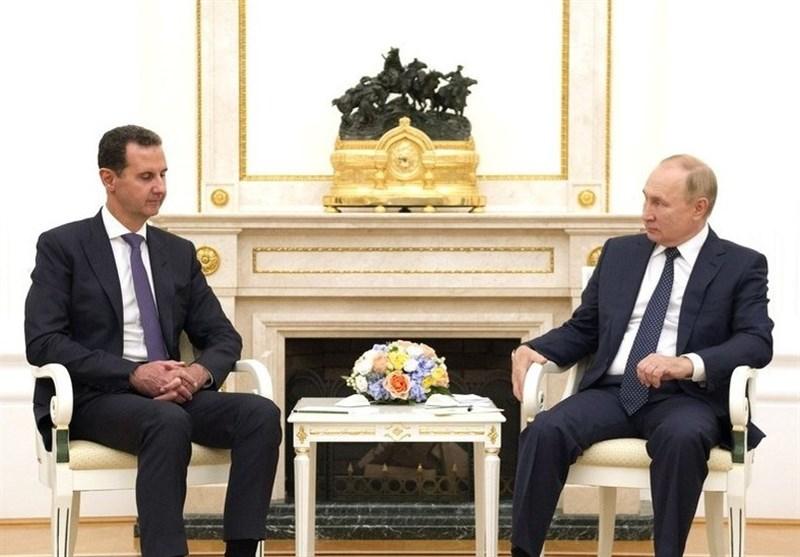 Putin Denounces Illegal Foreign Military Presence in Syria