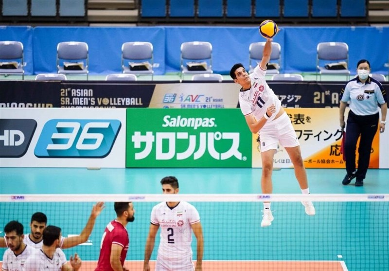 Iran into Asian Volleyball Championship Top Eight