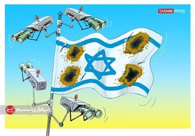 Filistinli Esirler, İsrail'i Deldi!