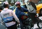پیادهروها در تصرف موتورسواران/ مسئولان با متخلفان قاطعانه برخورد کنند