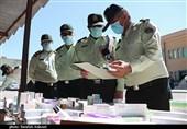 کشف محموله سنگین داروی قاچاق و احتکار شده در کرمان به روایت تصاویر