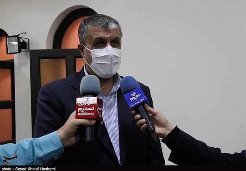 تولید برق از نیروگاه اتمی بوشهر از 50 میلیارد کیلووات ساعت عبور کرد + فیلم