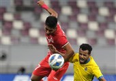 لیگ قهرمانان آسیا| شکست تراکتور مقابل النصر در نیمه اول