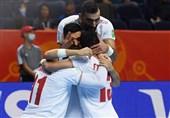 جام جهانی فوتسال| ایران با شکست آمریکا 6 امتیازی شد/ شاگردان ناظمالشریعه صعودشان را قطعی کردند